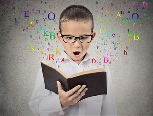 alphabet, aspiration, book, bookworm, brain, caucasian, child, copy, culture, discovery, education, ethnic, eye, hispanic, hold, homework, idea, imagination, intelligence, interesting, iq, kid, knowledge, latina, learn, letter, like, literacy, literature, preteens, pupil, read, school, shirt, smart, smile, space, story, student, study, teenager, think, wear, white, young, boy, baby, glasses, wow, magic
